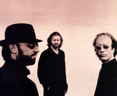 Les Bee Gees et George Harrison distingués en février aux Etats-Unis